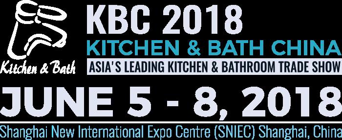 KBC 2018 KITCHEN & BATH CHINA [Shanghai]